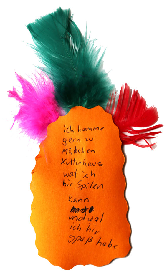 Stimmen zum Förderpreis/Feedback   Helga und Reinhard Werner Stiftung